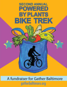 Powered By Plants Bike Trek 2016